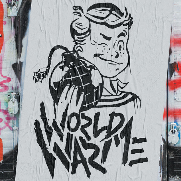 World War Me - 'World War Me' Cover