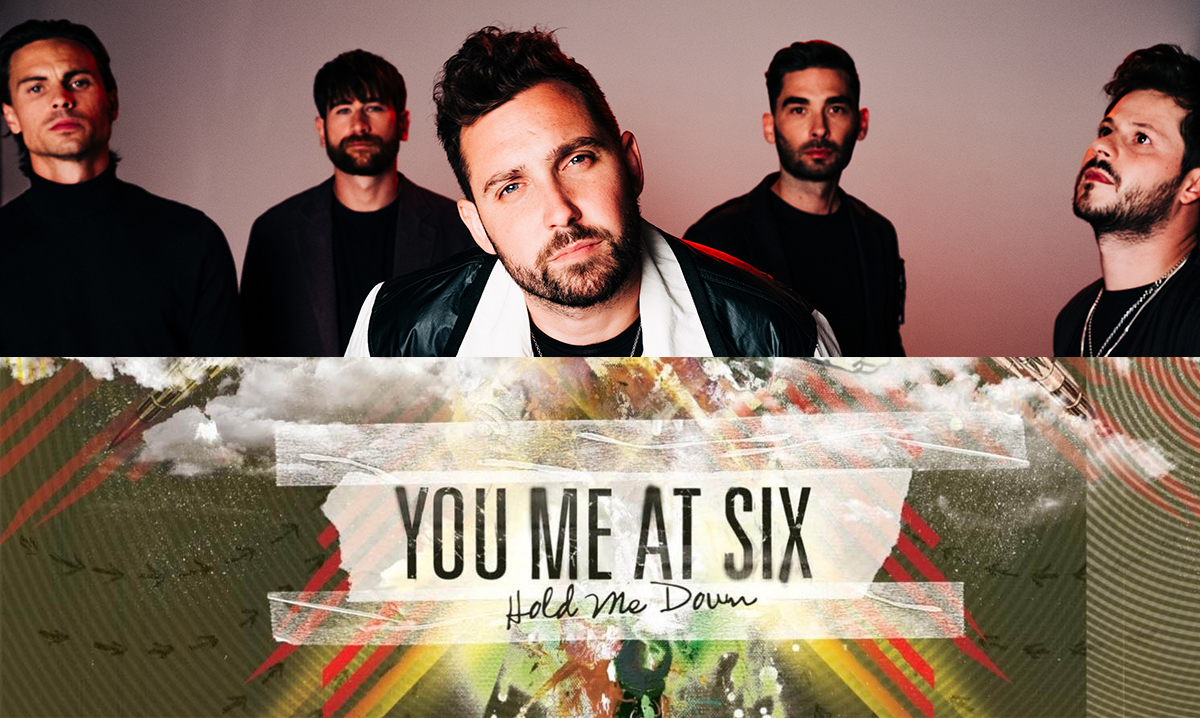 You Me At Six Have Added Two More Shows Where They'll Be Playing Their Album 'Hold Me Down' In Full