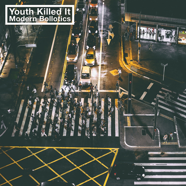 Youth Killed It - 'Modern Bollotics' Cover