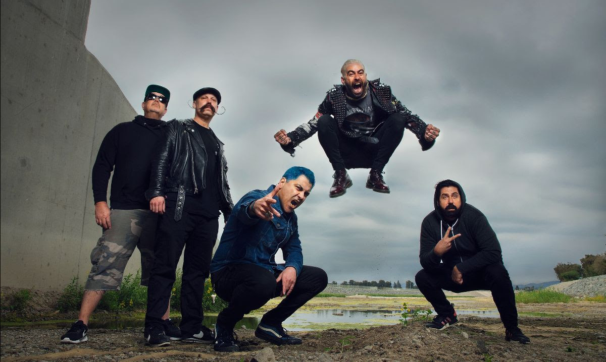 zebrahead Have Released A Rousing New Single, Their First With New Vocalist Adrian Estrella
