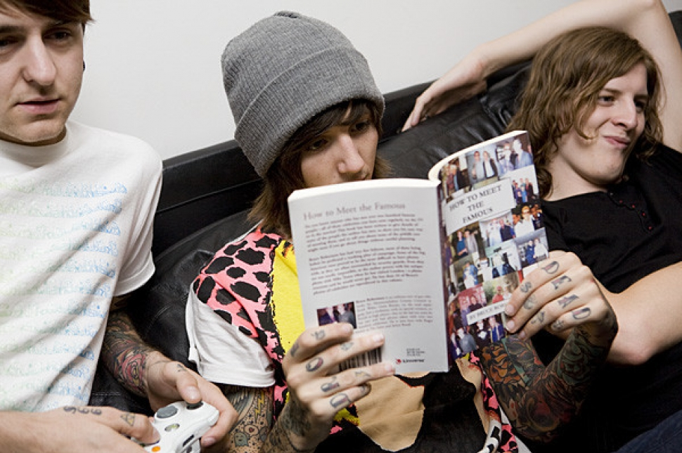 Bring Me The Horizon - Behind The Cover Feature
