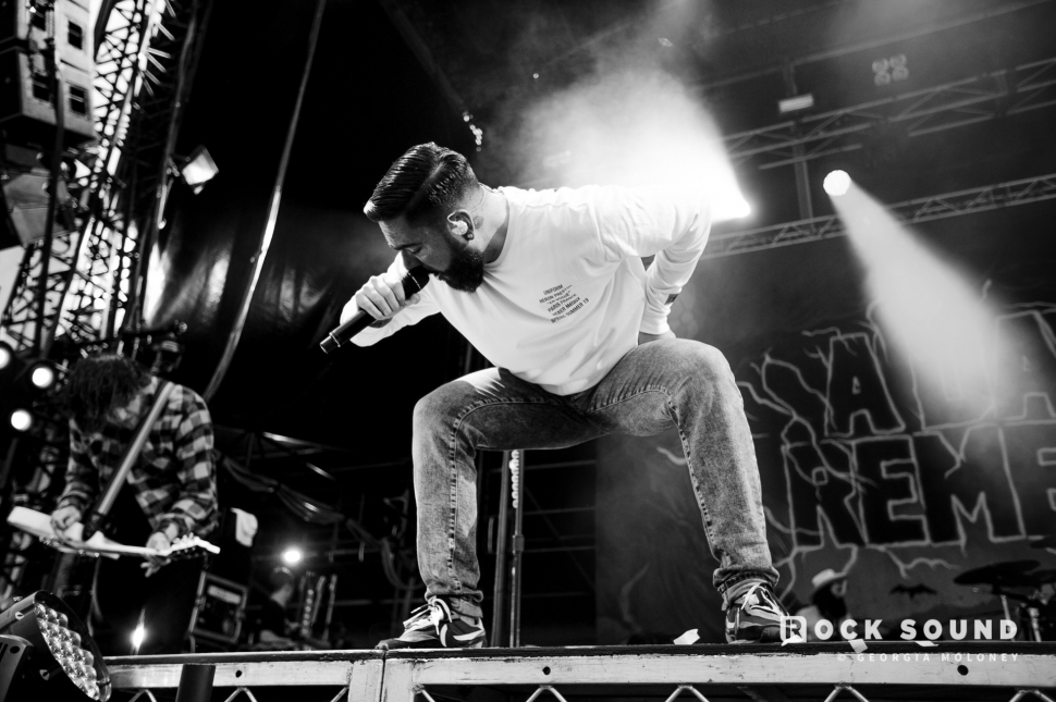 A Day To Remember, Good Things Festival, Sydney, December 06 // Photo: Georgia Moloney