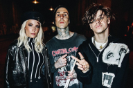 Check Out Yungblud, Halsey + Travis Barker's Video For '11 Minutes'
