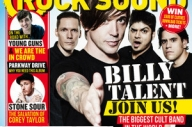 Rock Sound 168 Featuring Billy Talent Is Out Now!