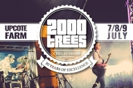 2000 Trees Has Announced 15 Bands