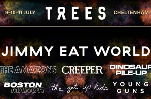 42 Bands Have Been Announced For 2000 Trees Festival