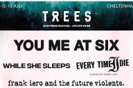 33 Bands Have Been Announced For 2000 Trees Festival