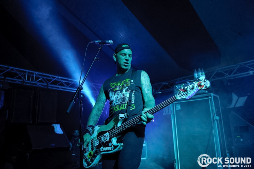 Hevy Festival 2011 Live And Loud: Bouncing Souls