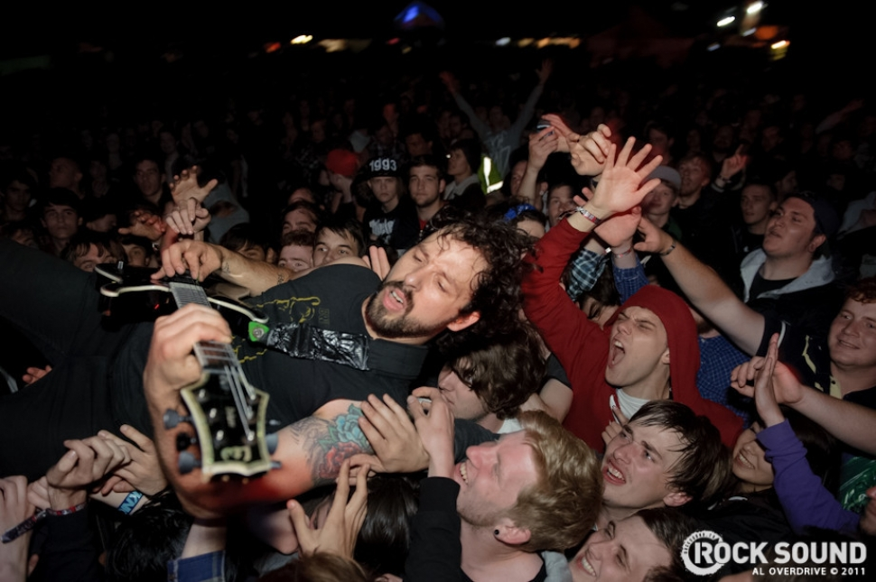 The Best Of 2011: Dillinger Escape Plan At Hevy