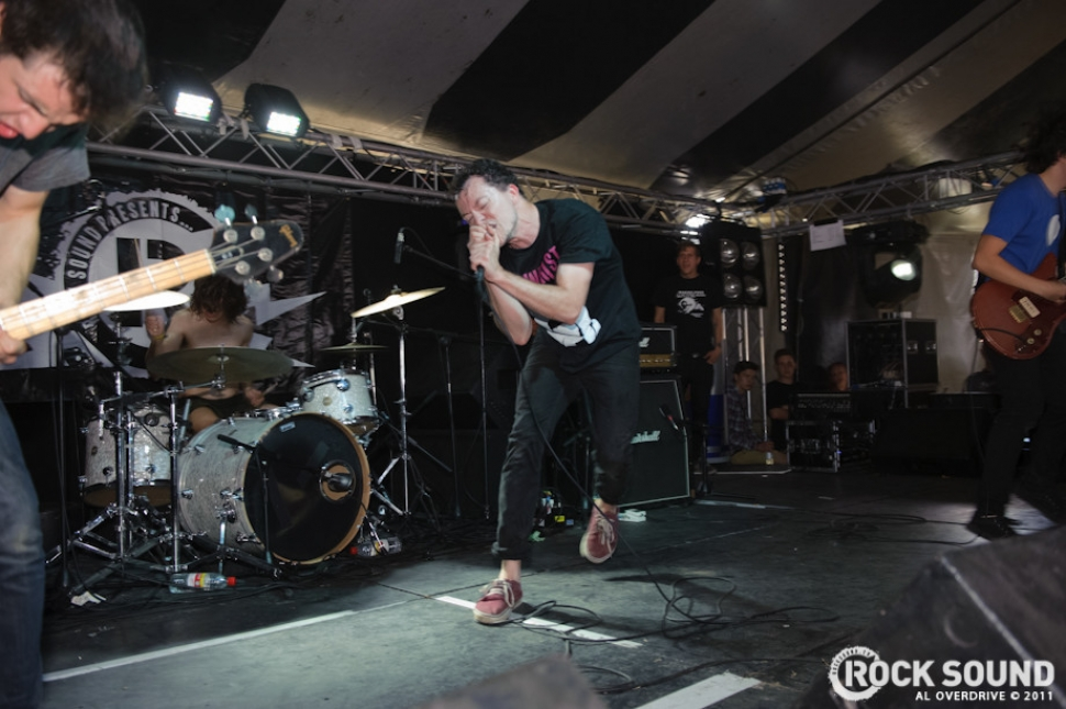 Hevy Festival 2011 Live And Loud: Touché Amoré