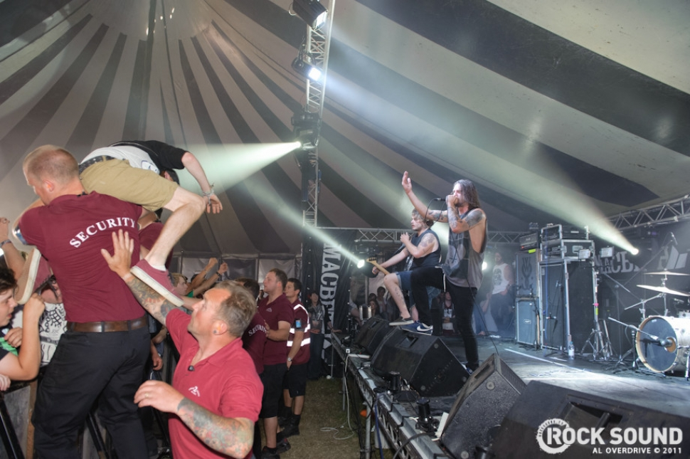 Hevy Festival 2011 Live And Loud: While She Sleeps