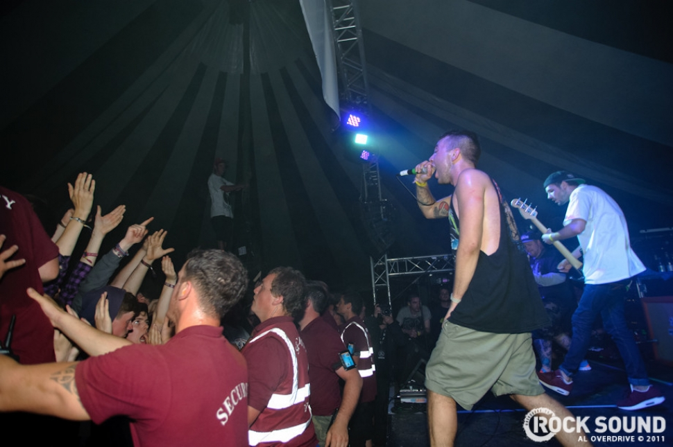 Hevy Festival 2011 Live And Loud: Your Demise