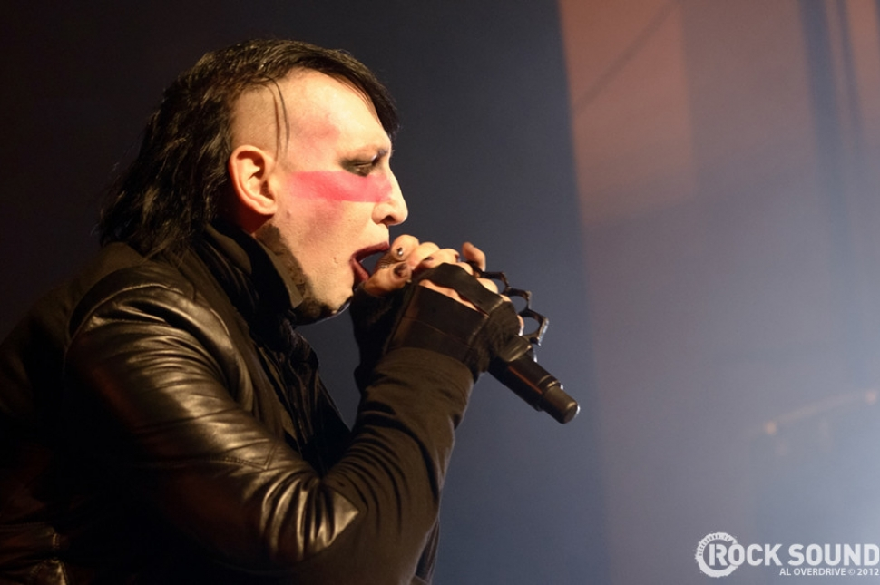 Live And Loud: Marilyn Manson