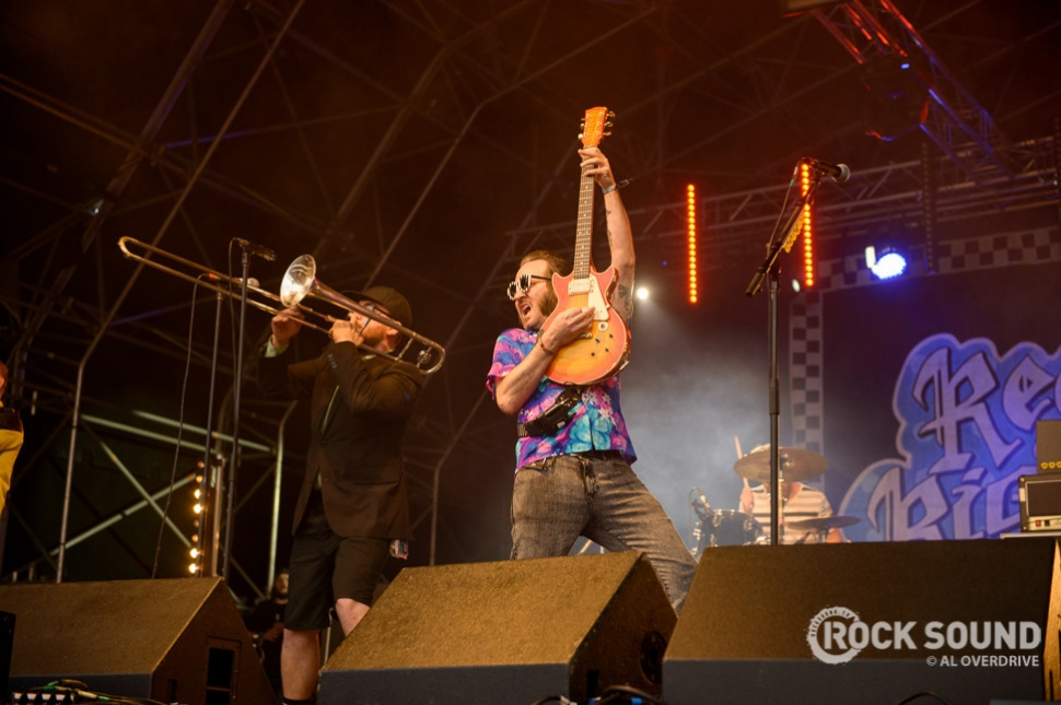 Reel Big Fish, Hevy Festival 2014