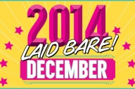 December 2014 Laid Bare: Stage Selfies, Happy Deathcore, The Award-Winning Hayley Williams + More!