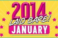 2014 Laid Bare: January Was The Month That…