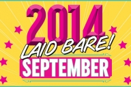 September 2014 Laid Bare: Against Me! Spill Slipknot Secrets, Brendon Urie Gets Shirtless + More!