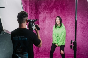 GALLERY: Behind The Scenes Of Stand Atlantic's New Video For 'Hate Me (Sometimes)'
