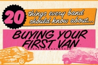 20 Things Every New Band Needs To Know About… Buying Your First Van