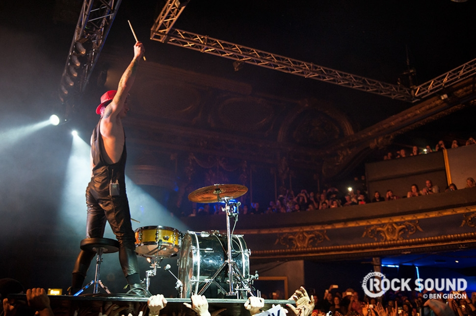 Twenty One Pilots, Brixton Electric, November 14, 2014 / Photo credit: Ben Gibson
