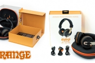 Win A Pair Of Awesome Headphones From Orange Amps