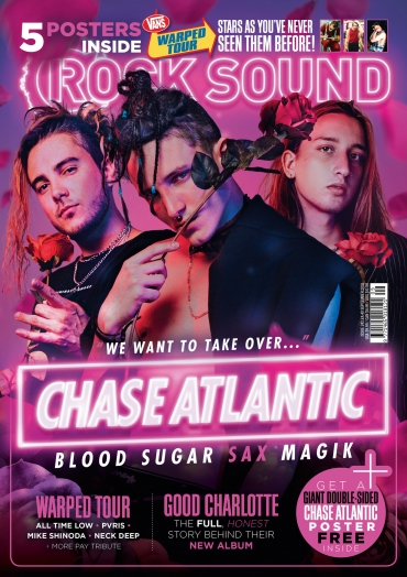 Rocksound - Issue 243 - September 2018