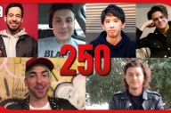 Happy 250 Issues From Alex Gaskarth, As It Is, Frank Iero, iDKHOW & More
