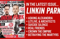 It's Time To Get Heavy Again: Linkin Park Tell All In The New Issue Of Rock Sound!