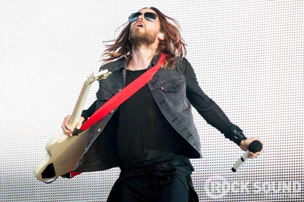 Download Festival 2013 Photos: 30 Seconds To Mars