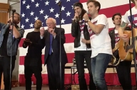 Watch The Summer Set + 3OH!3 Perform With Bernie Sanders