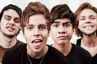 5 Seconds Of Summer Hit Number One