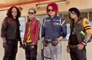 My Chemical Romance Are Teasing America This Time