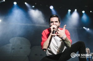 "A Day To Remember's Jeremy McKinnon: ""It Feels Totally Different…"""
