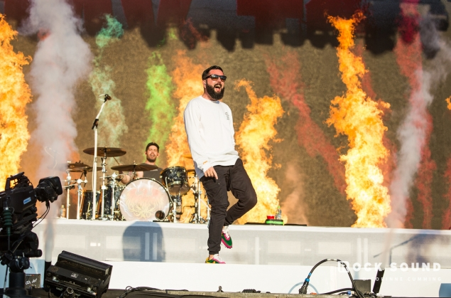 GALLERY: 16 Photos Of A Day To Remember's Fiery Return To Reading Festival