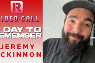 A Day To Remember's Jeremy McKinnon On 'Mindreader' & New Album 'You're Welcome' - Video Call