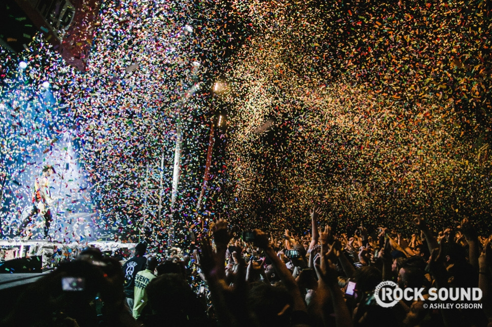A Day To Remember, Self Help Festival Northeast Edition, Philadelphia, October 2014
