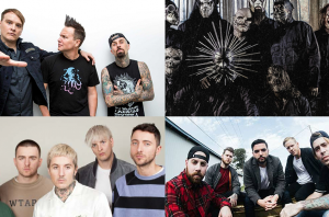 AFTERSHOCK Festival Just Dropped Their Line-Up, Featuring Slipknot, Blink-182 + Bring Me The Horizon