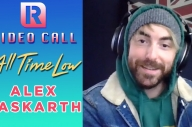 All Time Low's Alex Gaskarth On 'Wake Up, Sunshine', Sad Summer Fest & Baby Goats - Video Call