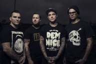 The Amity Affliction Headline Impericon Never Say Die Tour 2015