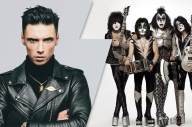 "Andy Biersack: ""The Entire Trajectory Of My Life And My Interests Was Shaped By Seeing KISS"""