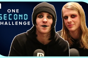 As It Is' Patty Walters vs Ben Langford-Biss - One Second Challenge