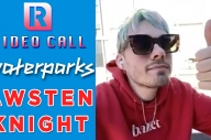 Waterparks' Awsten Knight On New Album 'Greatest Hits' - Video Call
