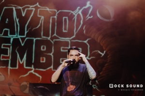 A Day To Remember Announced Their Album Title On Stage Last Night