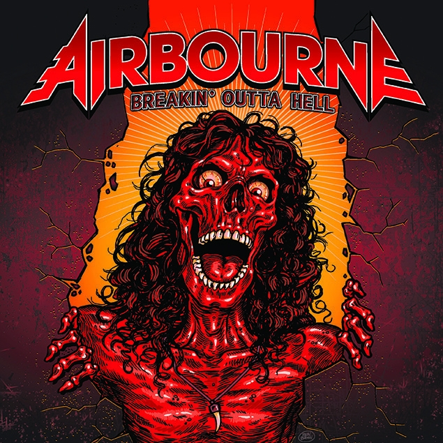 Airbourne - 'Breakin' Outta Hell' Cover
