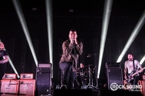 This Is What Alexisonfire's London Headliner Looked Like (Spoiler: It Was Massive)