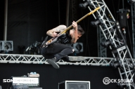 14 Photos Of Anti-Flag Jumping Around At Sonisphere
