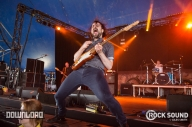 Arcane Roots Live At Download. AKA: How Many Faces Can Andrew Groves Pull In 10 Photos?