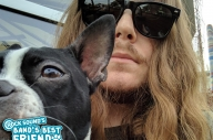 Band's Best Friend: Aaron Pauley And Daisy