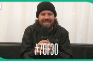 Beartooth's Caleb Shomo Completes His #7Of30 Interview