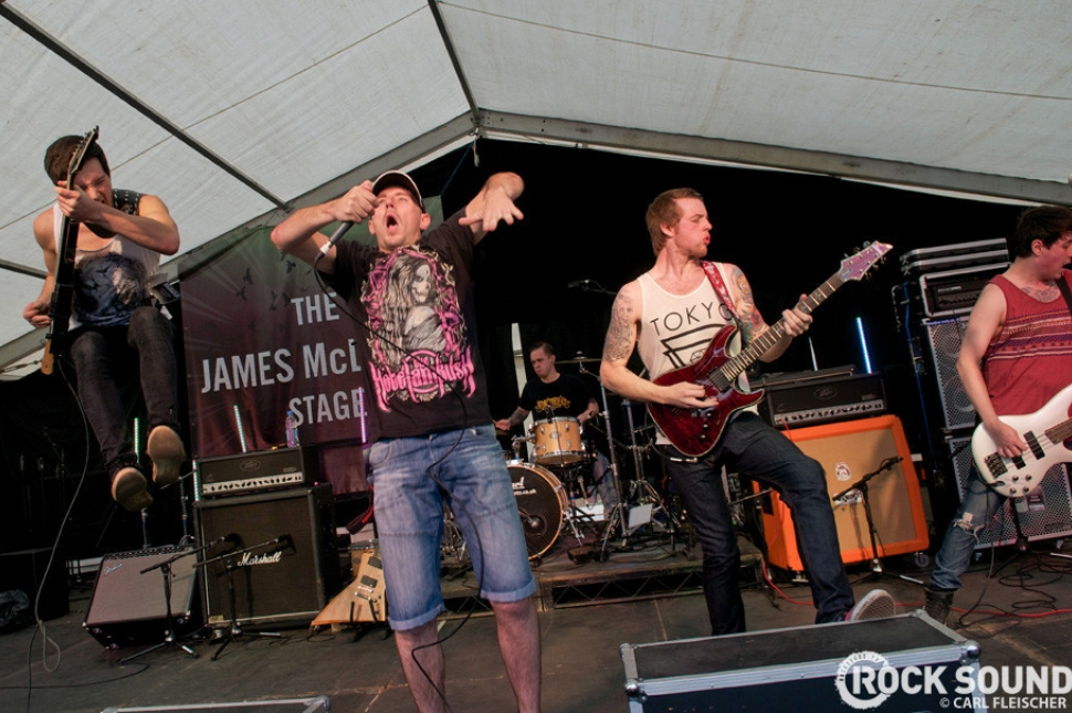 Live And Loud: Merthyr Rock Highlights Part 3